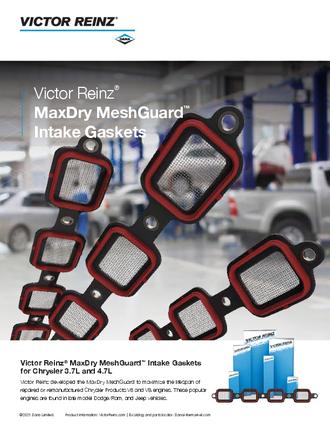 Victor Reinz® MaxDry MeshGuard™ Intake Gaskets